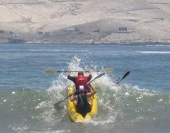 Boat Contest Peru